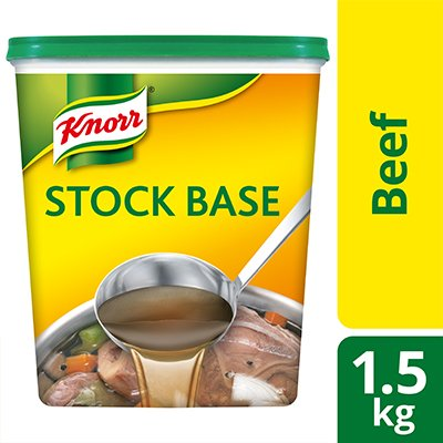 Knorr Beef Stock Base 1.5kg -