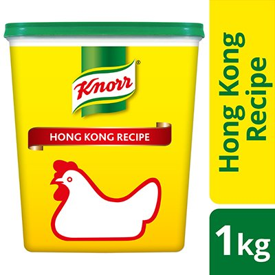Knorr Chicken Seasoning Powder (Hong Kong Recipe) 1kg -