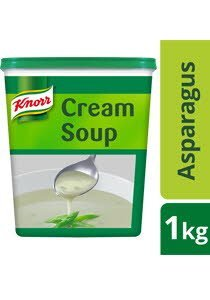 Knorr Cream of Asparagus Soup Mix 1kg -