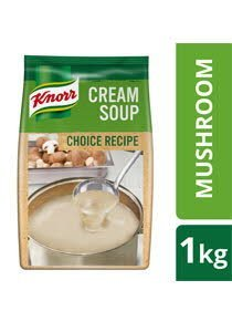 KNORR Cream of Mushroom Soup (Choice Recipe) 1kg