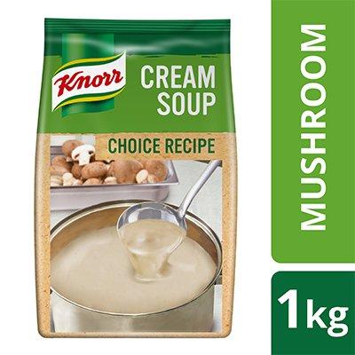 Knorr Cream of Mushroom Soup (Choice Recipe) 1kg -