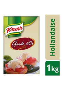 KNORR Garde d'Or Hollandaise Sauce 1L -