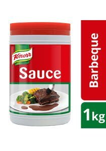 Knorr Hickory Smoke BBQ Sauce 1kg -