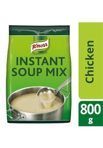 KNORR Instant Cream of Chicken Soup Mix 800g