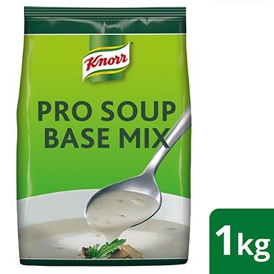 Knorr Pro Mushroom Soup Base Mix 1kg -