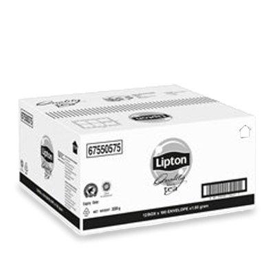 LIPTON Envelope Tea Bags (Catering Pack) 12x100x1.85g -