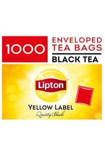 LIPTON Envelope Tea Cup Bags (Catering Pack) 1000x1.8g