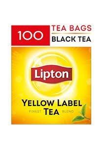 LIPTON Yellow Label Tea - Service Pack 100x2g -