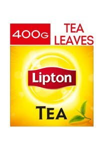LIPTON Yellow Label Tea (Tea Leaves) 400g