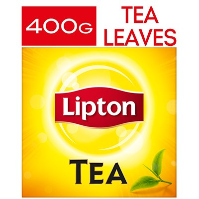 LIPTON Yellow Label Tea (Tea Leaves) 400g -