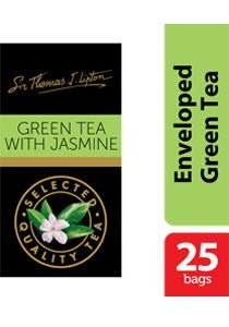 SIR THOMAS LIPTON Green Tea with Jasmine 2g