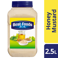 Best Foods Honey Mustard Dressing 2.5L