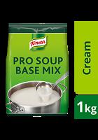 Knorr Pro Cream Soup Base Mix 1kg
