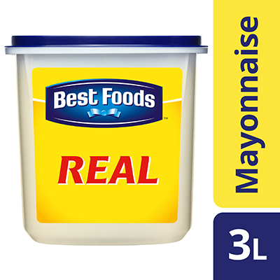 Best Foods Real Mayonnaise 3L