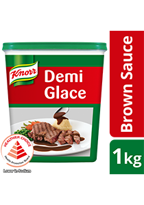 KNORR Demi Glace Brown Sauce Mix 1kg