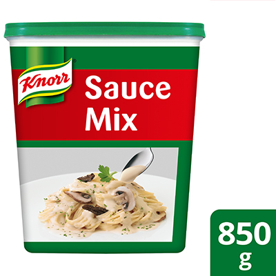 Knorr White Sauce Mix 850g - A great white sauce takes time and quality ingredients to make