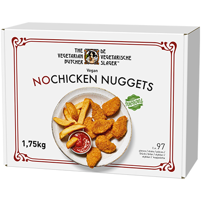 NoChicken Nuggets - Suitable across a variety of cooking methods, cuisines and dishes