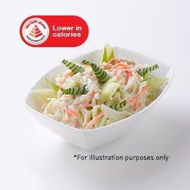 Zesty Coleslaw Salad