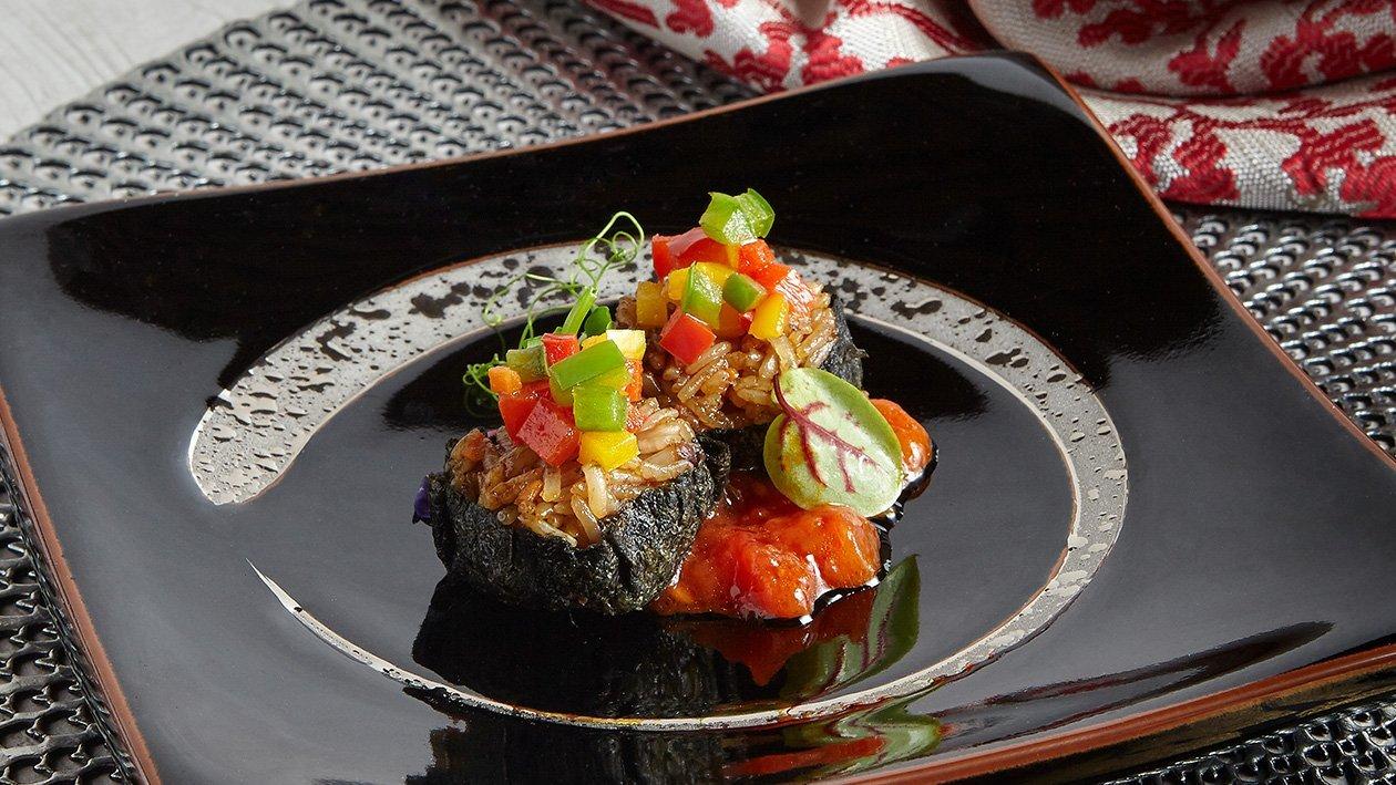 Seaweed Siew Mai