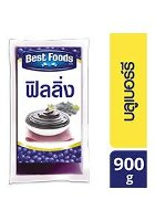 BEST FOODS Blueberry Flavoured Filling 900 g