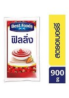 BEST FOODS LC Strawberry Flavoured Filling 900 g