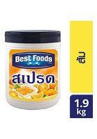 BEST FOODS Orange Spread FS 1.9 kg