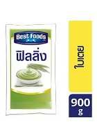 BEST FOODS Pandan Custard Flavoured Filling 900 g