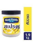 BEST FOODS Pineapple Spread FS 1.9 kg
