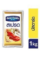 BEST FOODS Prepared Mustard 1 kg