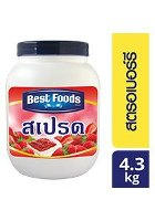 BEST FOODS Strawberry Spread 4.3 kg