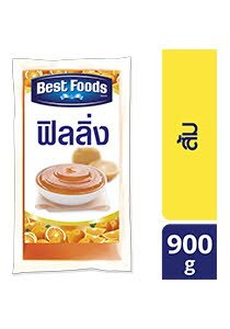 BEST FOODS Orange Flavoured Filling 900 g -