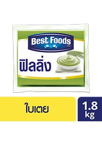 BEST FOODS Pandan Custard Flavoured Filling 1.8 kg