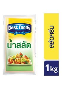 BEST FOODS Salad Cream 1 kg -