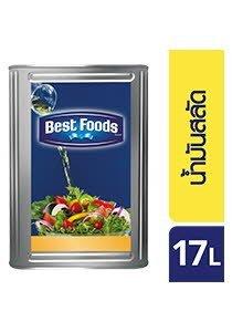 BEST FOODS Salad Oil 17 L -