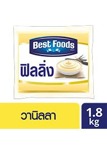 BEST FOODS Vanilla Flavoured Filling 1.8 kg