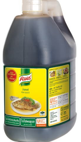 KNORR SELECTIONS Fish Sauce 4500 ml -