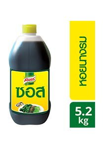 KNORR SELECTIONS Oyster Flavoured Sauce 5 kg -