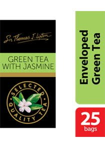 Sir Thomas J. Lipton Green Tea with Jasmine Tea 2 g -