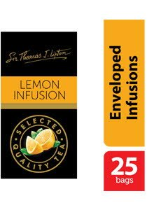 Sir Thomas J. Lipton Lemon Herbal Infusion 1.9 g