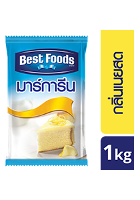 BEST FOODS Butter Flavoured Margarine 1 kg