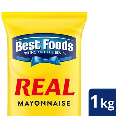 BEST FOODS Real Mayonnaise 1 kg