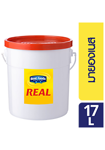 BEST FOODS Real Mayonnaise 17 L