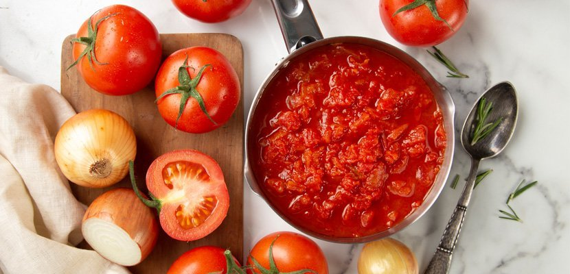 Knorr Pronto Tomato 2 kg - KNORR Pronto Tomato is a ready to use concentrated tomato sauce that is ideal for a wide range of dish applications. Simply add desired amount to enrich soups, sauces and meat or fish dishes for authentic Italian taste and flavours.