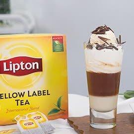 Creamy Iced Tea