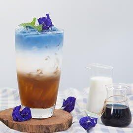 Layered Milk Tea