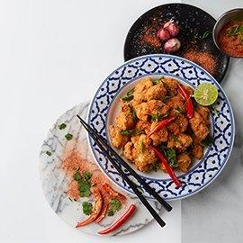 Spicy & Sour Fried Chicken