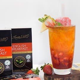 Summer Fruits Iced Tea