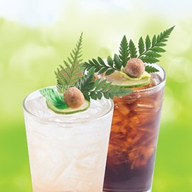 Tamarind-Sprite and Tamarind-CocaCola