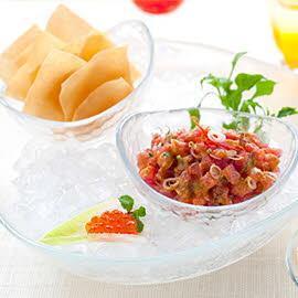Tuna Thai ceviche