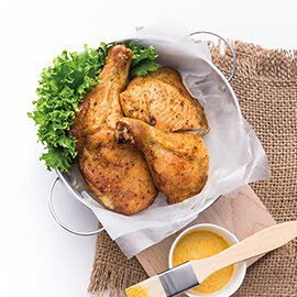 Turmeric Marinade for Grilled Chicken